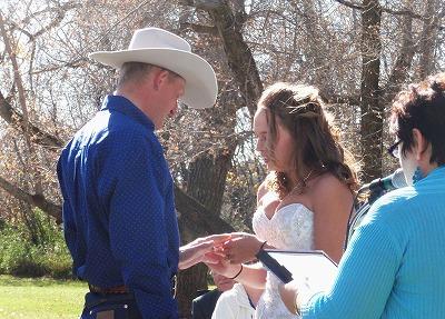 カナダの結婚式6