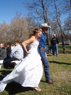カナダの結婚式7
