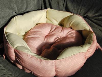 座布団ベッド
