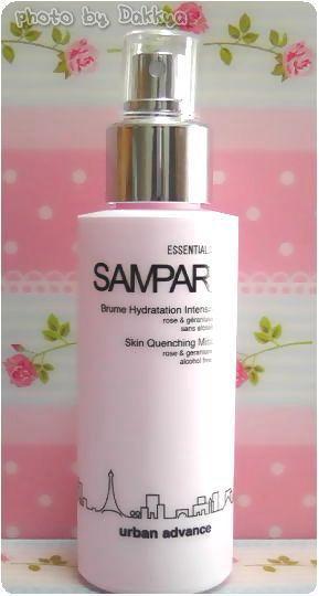 SAMPAR(サンパー)スキン クエチング ミスト