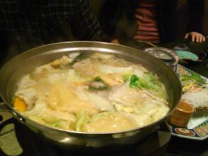 ちゃんこ鍋2