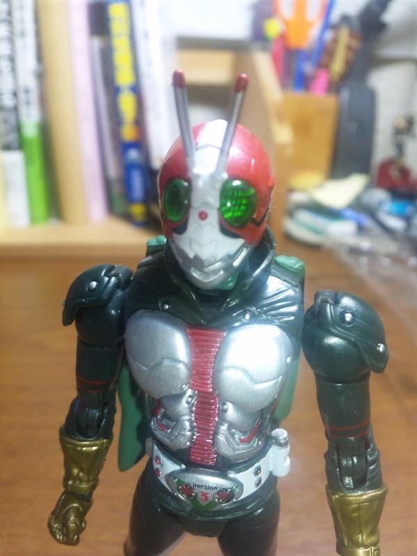 仮面ライダーV3 (5)