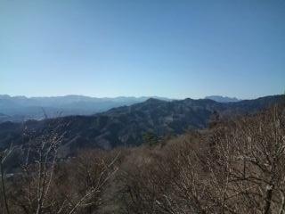 奥武蔵の山々