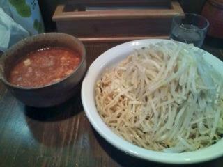 辛味噌つけ麺 野菜増し