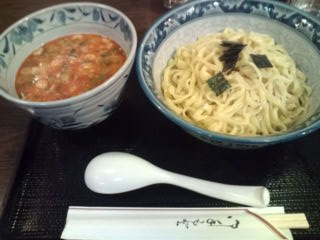 つけ麺(坦々味)