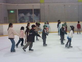 スケート教室①