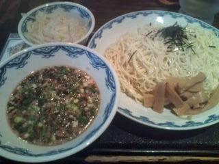 桐丸つけ麺