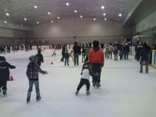 東大和スケートセンター②