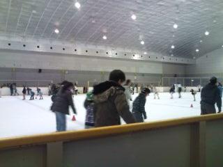東大和スケートセンター①