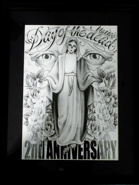 DAY OF THE DEAD 2th anniversary