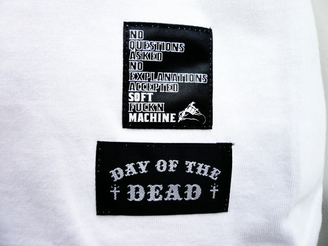 SOFTMACHINE×DAY OF THE DEAD LA VIDA LOCA-T 2