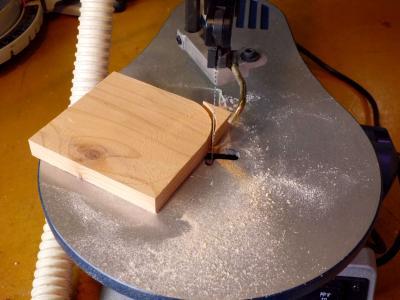 糸鋸加工1
