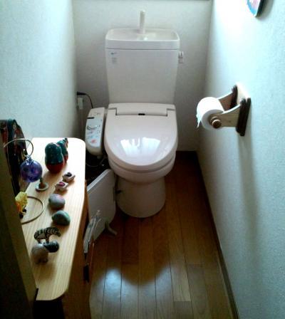 Q宅交換後トイレ