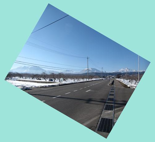 北信五岳道路