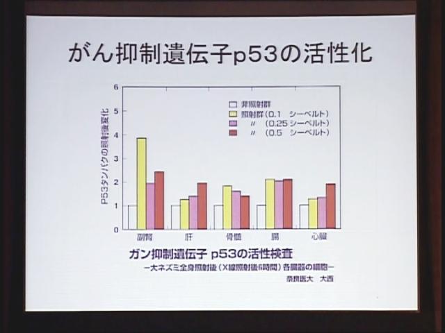 ガン抑制遺伝子p53
