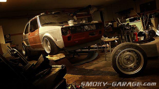 smoky-garageです