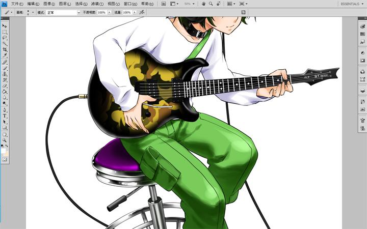 #30005;吉他