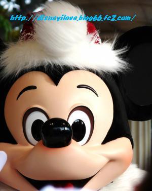 ミッキー・クリスマス1