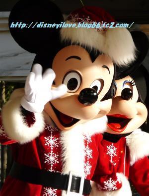 ミッキー・クリスマス2