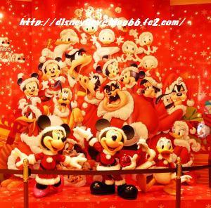 ディズニーストア・クリスマス