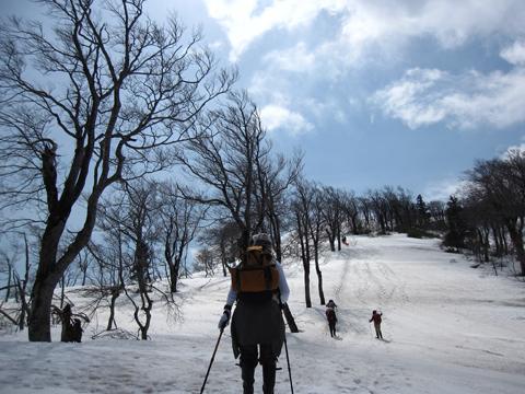 森吉山 山開き2