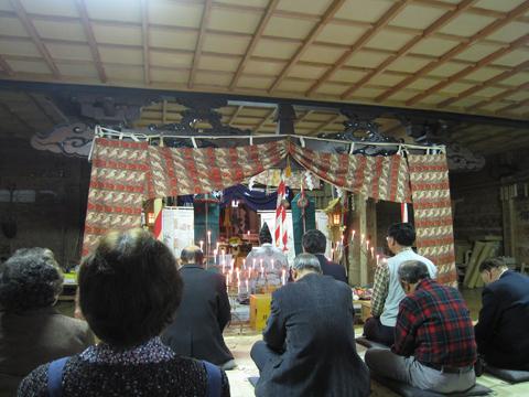 松峰神社 祭典6