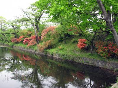 桂城公園お堀