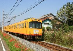 楚原~大泉間(2009.10.3)