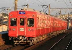 国府台~市川真間間(2009.10.19)