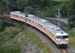 湯谷温泉~三河槙原間(2009.11.1)