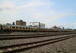 七堵調車場(2009.8.16)
