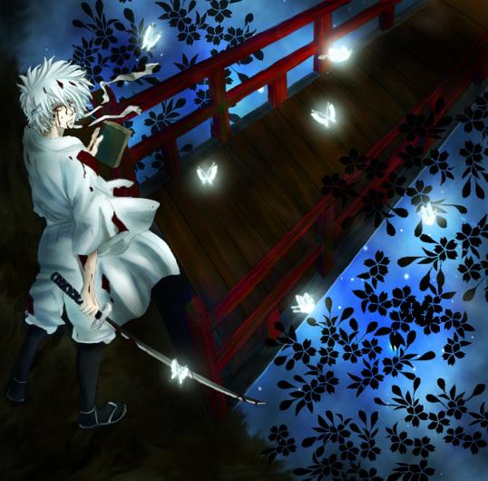 白夜叉 銀魂