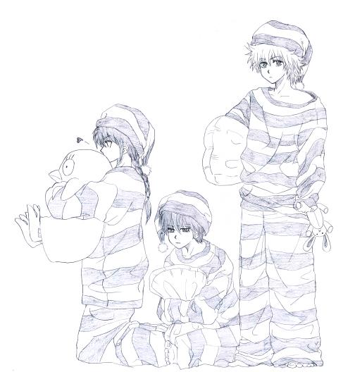 パジャマっこ
