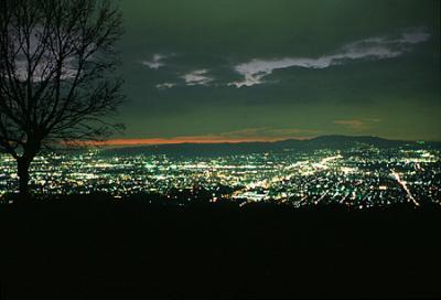 若草山 夜景