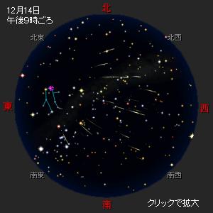 双子座流星群 2009