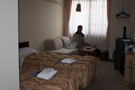 1日目ホテル