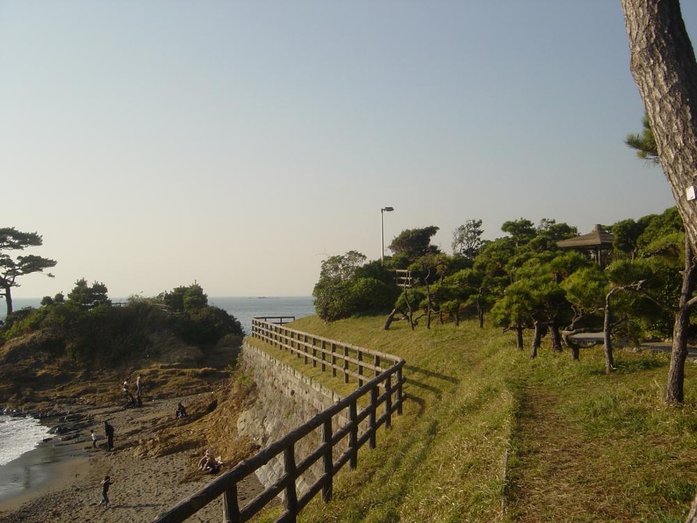 立石公園②