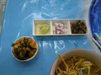 タイの高菜