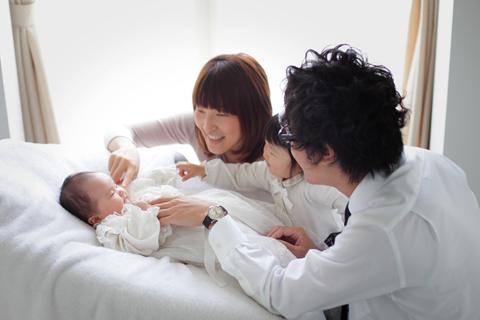 お宮参りりなちゃん20111030006