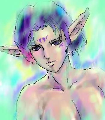 うささんの紫苑・二次創作