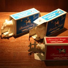 六甲 牛乳石鹸