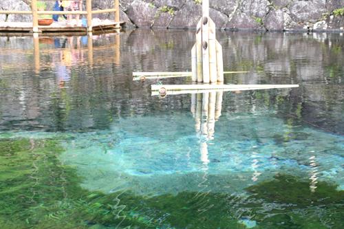 鹿児島霧島丸池