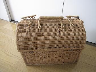 昔のバッグ