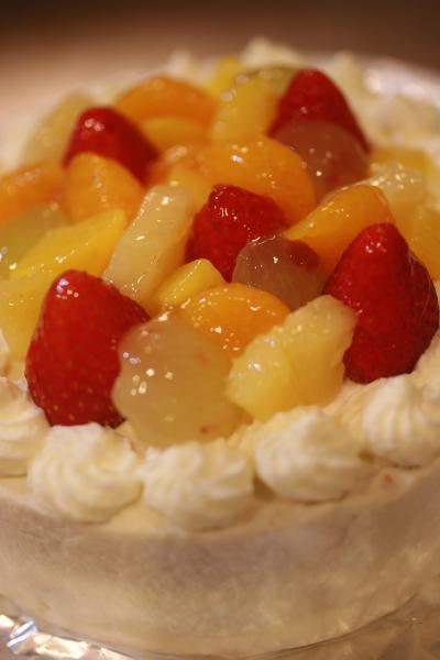 お誕生日ケーキ2011.05