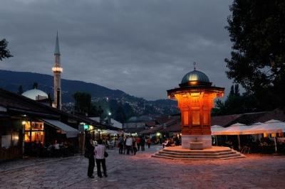 【カフェ】ボスニアヘルツェゴビナ 20111215