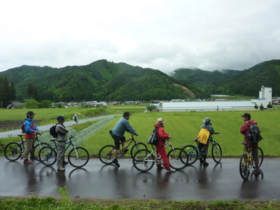 【GET】第19回 飛騨里山サイクリング