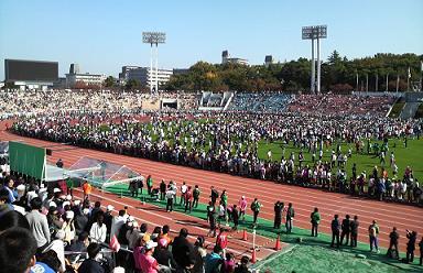 2009名古屋シティマラソン