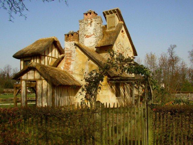 奇妙な田舎家inベルサイユ