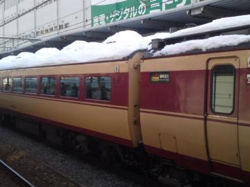 SN3O0001雪列車