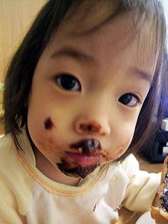 チョコレート姫♪